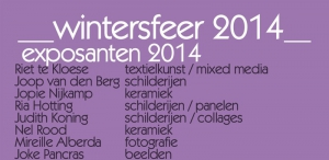 Wintersfeer exposanten